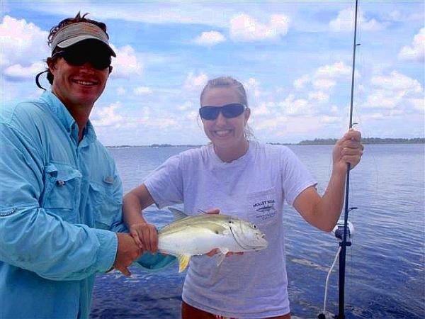 Florida fishing guides fishing reports saltwater boat for Charter fishing sebastian fl