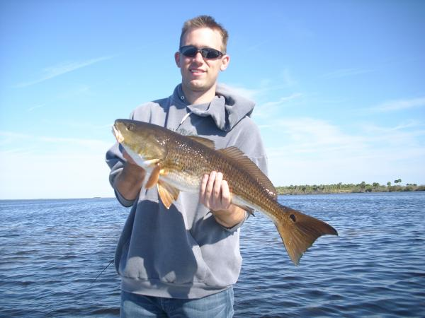 slot redfish