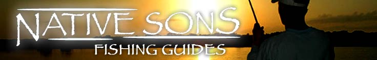 Native Sons Fishing Guides, Central Florida &amp; Indian River Lagoon Fishing Charters