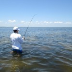 5 Tom battles Redfish