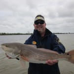 Dave Eror and Big Redfish