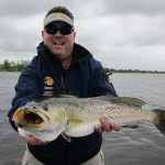 Dave Eror and Monster Trout