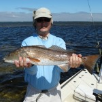 Joe and Redfish