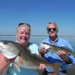 Pam and John White with Double