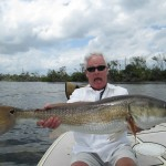 Rick and Monster Redfish