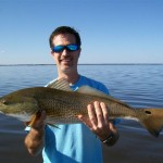 Richard and his 2nd Redfish
