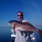 50 inch redfish