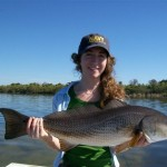 Nat and Redfish8