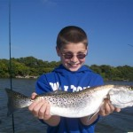 Conner and Big Trout