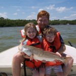 Group Shot with 4th Redfish