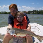 Rockett's 1st Redfish