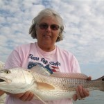 Anna and Redfish