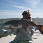 Bob Herris and Redfish