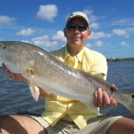 Steve and Redfish