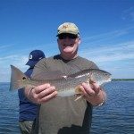 Mitch and another Redfish