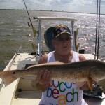 Paul and Big Redfish