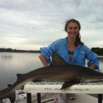 monica's shark