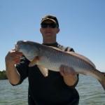 Joe and Redfish 7