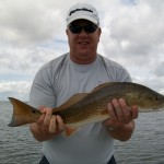 Larry and Redfish