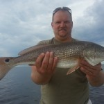 Shawn and Redfish
