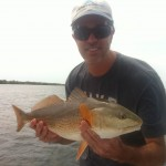 Richard and Redfish